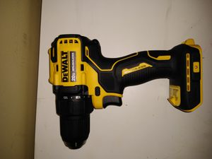 DeWalt Atomic compact series 20 volt brushless drill.tool only..... for Sale in Tampa, FL