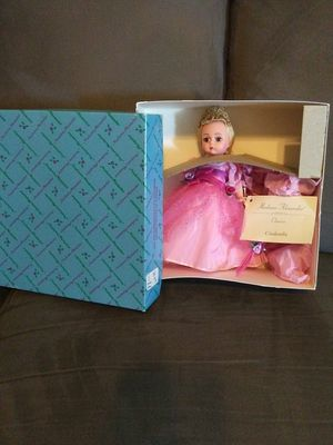 Madame Alexander Classic Cinderella Doll in Box with tags for Sale in Columbus, OH