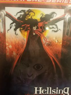 Hellsing Vol 4 Eternal Damnation Anime DVD Geneon Signature for Sale in New Smyrna Beach,  FL