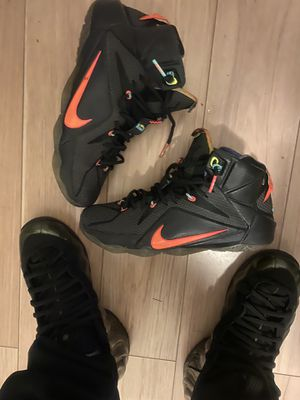 Lebron 12 data for Sale in Valley Stream, NY