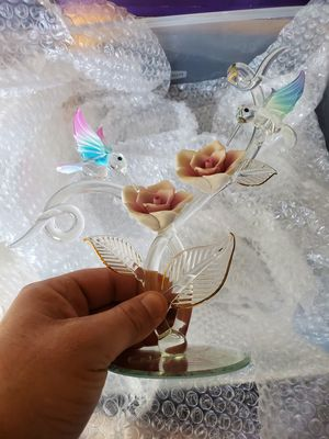 Glass Baron Hummingbirds for Sale in Katy, TX