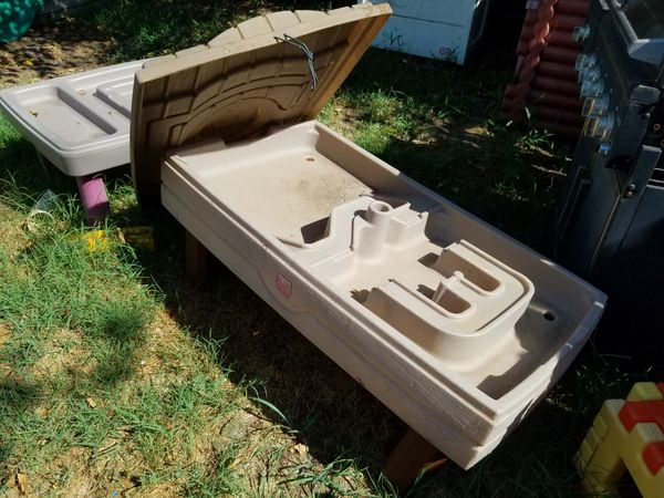 Step 2 Water and Sand Table
