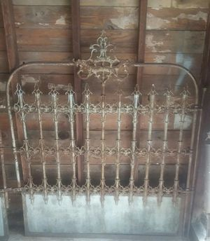 Champion Iron Fence Co. Wrought Iron Double Gate for Sale in Gladewater, TX