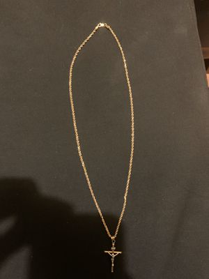 Real gold 10k chain for Sale in Fort Worth, TX