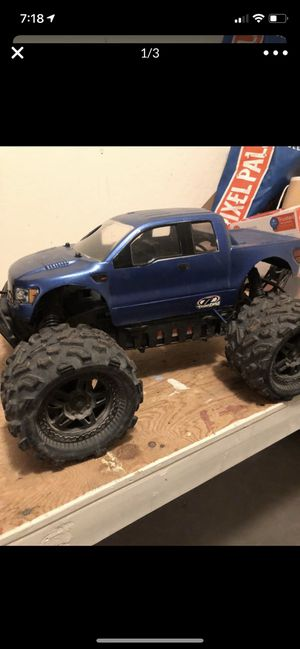 HPI Savage Flux 1/8 RTR for Sale in Peoria, AZ