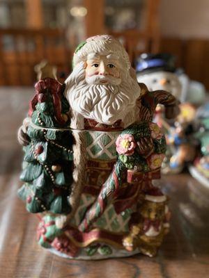 Santa Cookie Jar for Sale in Fresno, CA