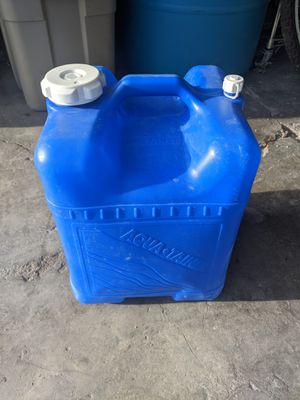 Camp water cannisters! X2 for Sale in Denver, CO