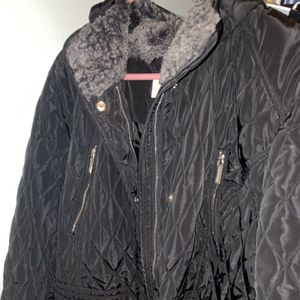 Michael Kors Parka Womens Jacket Large for Sale in Chicago, IL