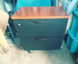 30 inch 2 drawer lateral filing cabinet for Sale in Columbus, OH