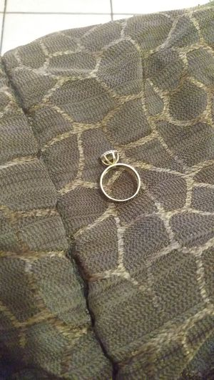 Solid Gold, engagement, wedding, promise ring $140 for Sale in San Antonio, TX