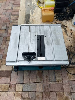 Makita table saw for Sale in Princeton, FL