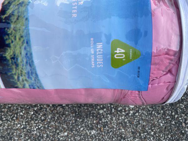 Pink Sleeping Bag Greatland