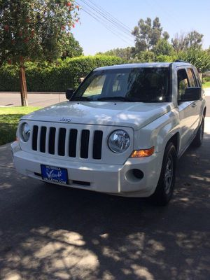 2010 Jeep Patriot for Sale in Los Angeles, CA