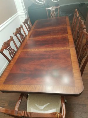 Dining table with chairs for Sale in Vancouver, WA