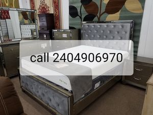 $29 down 90 days no interest 5-piece queen-size complete bedroom set for Sale in Takoma Park, MD