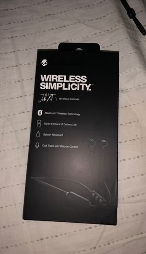 UNOPENED skull candy wireless earbuds for Sale in Sidney, OH