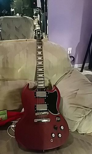 Guitar Epiphone SG for Sale in St. Louis, MO