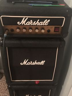 Marshall Stack Amplifier 'Lead 12' for Sale in Oldsmar,  FL