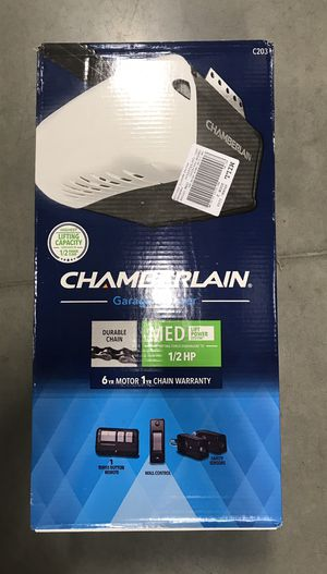 Chamberlain garage door opener for Sale in West Valley City, UT