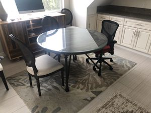 Dining Table & Chairs for Sale in Irvine, CA