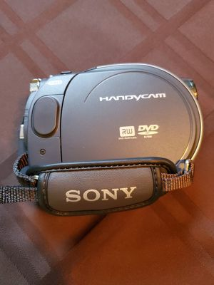 Sony mini disc video camera for Sale in Cleveland, OH