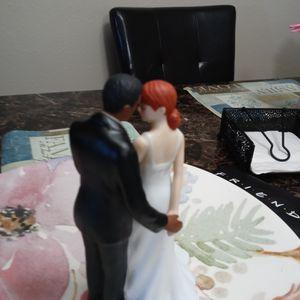 Wedding Cake Topper for Sale in Las Vegas, NV
