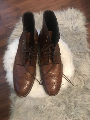 J&M sheepskin dress boots for Sale in West Palm Beach, FL