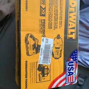 Dewalt half-inch impact wrench for Sale in Chandler, AZ