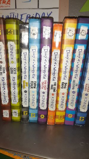 Diary of a Wimpy Kid Collection for Sale in Lake Charles, LA