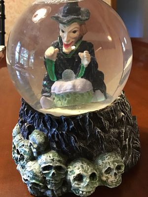 Halloween Glass Ball for Sale in Broadview Heights, OH