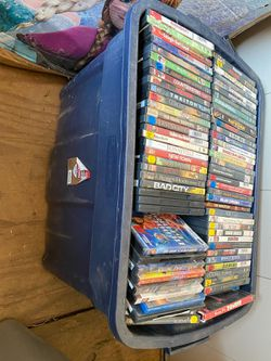 2 full boxes of movies for Sale in Exeter,  CA