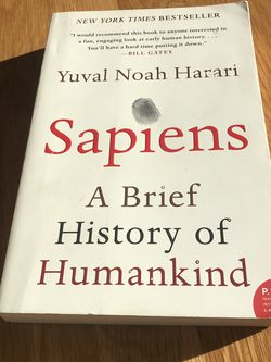 Sapiens for Sale in Seattle,  WA