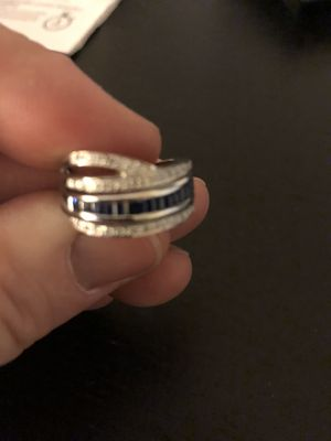 14k with gold with diamond for Sale in Queens, NY