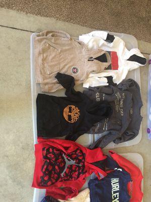 Kids fall clothing size 4t and 7t for Sale in Layton, UT