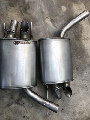 Lorinser Muffler for Mercedes part *Brand new* for Sale in Westminster, CA
