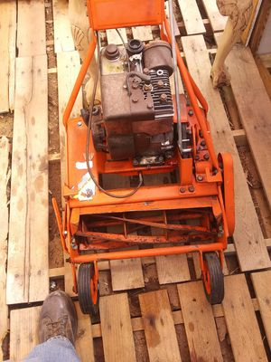 6 real mower for Sale in Payson, AZ