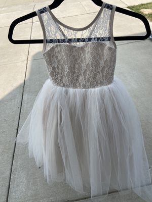 Flower Girl Dresses size 4, 6, and 8 for Sale in Fort Worth, TX