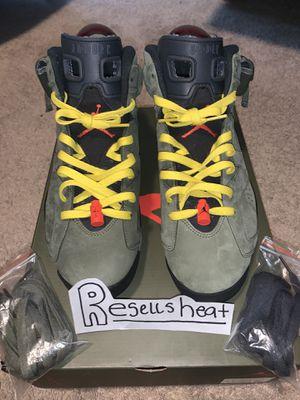"Jordan 6 ""cactus jack"" for Sale in Malibu, CA"