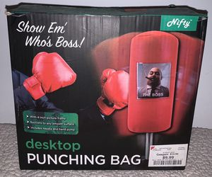 Punching bag(I have hundreds of items check everything here for Sale in Burlington, NC