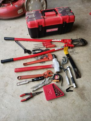 Tools and toolbox for Sale in Memphis, TN