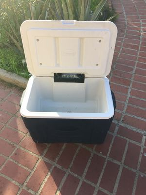 Coleman cooler for Sale in Silverado, CA