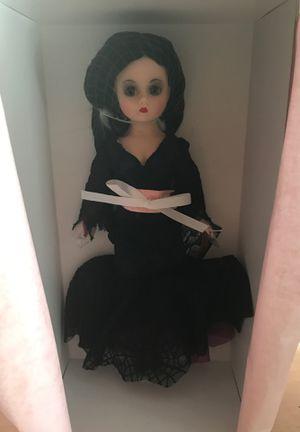 Madame Alexander Morticia Doll for Sale in Chicago, IL