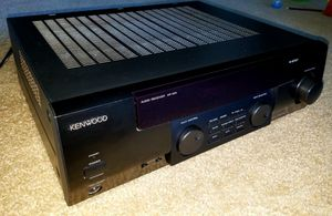 KENWOOD audio receiver for Sale in Riverview, FL