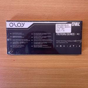 OLOy 8GB 288-Pin DDR4 SDRAM 3600 Desktop Memory Model Ram for Sale in Brentwood, CA