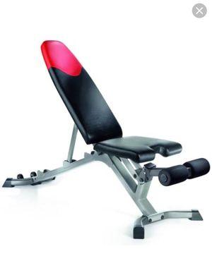 Brand New Bowflex 3.1 Adjustable Weight Bench for Sale in Schaumburg, IL