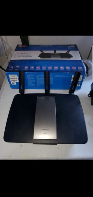 Linksys EA6900 Smart wifi Router for Sale in Modesto, CA