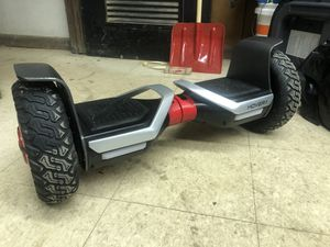 Hover-1 Beast UL Hoverboard w/ 10 Off-Road Wheels, LED Lights, Bluetooth Speaker, and App for Sale in Arlington Heights, IL