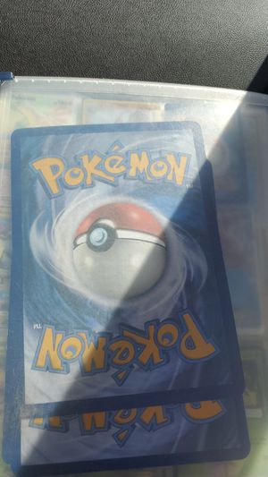 Pokemon cards over 500 cards for Sale in Thonotosassa, FL