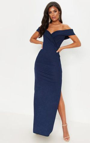 Navy Maxi Dress for Sale in Walled Lake, MI