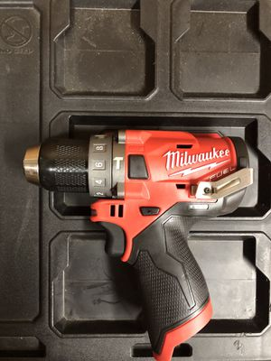 Milwaukee m12 drill for Sale in Lakewood, CO